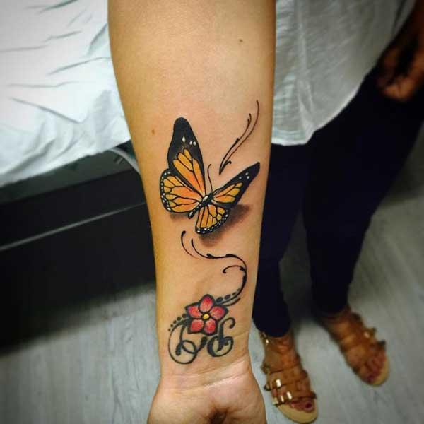 101 Tatuagens De Borboleta Que Significam Transformação