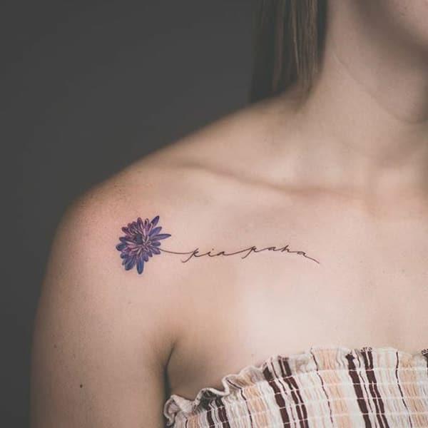 tatuagem fofa