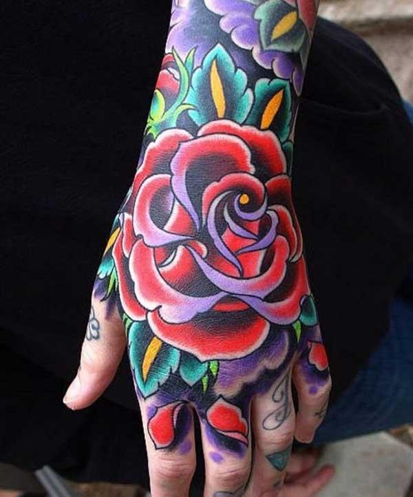 120 Desenhos Lindos De Tatuagens De Rosas Significados