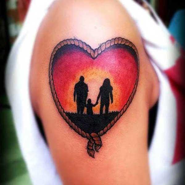 55 Tatuagens De Família Para Mostrar O Amor Desenhos