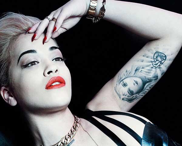 tatuagem de afrodite