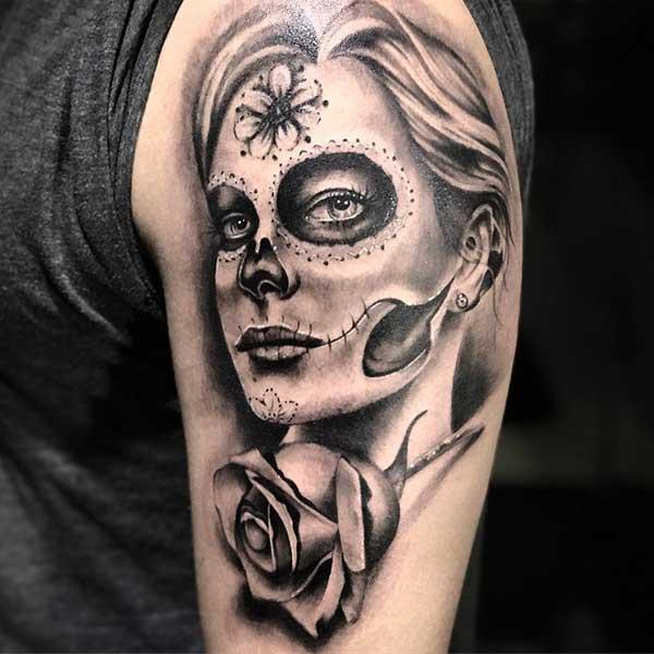 66 Tatuagens Da Morte Tenebrosas Para Você Tatuar Hoje