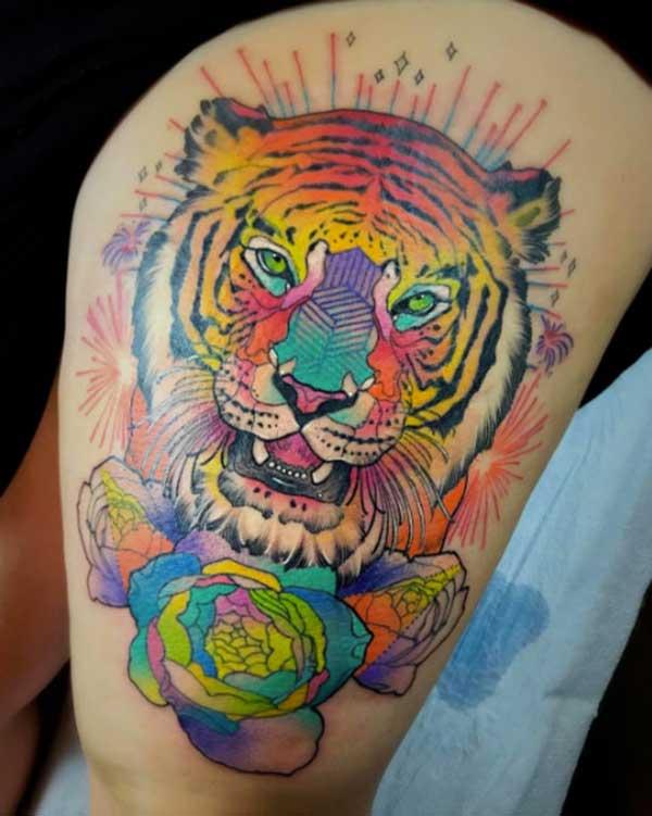 em cores 14