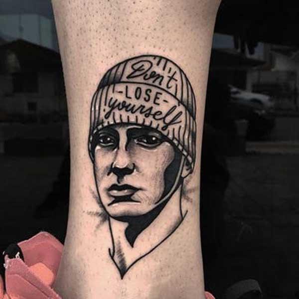 tatuagem cartom