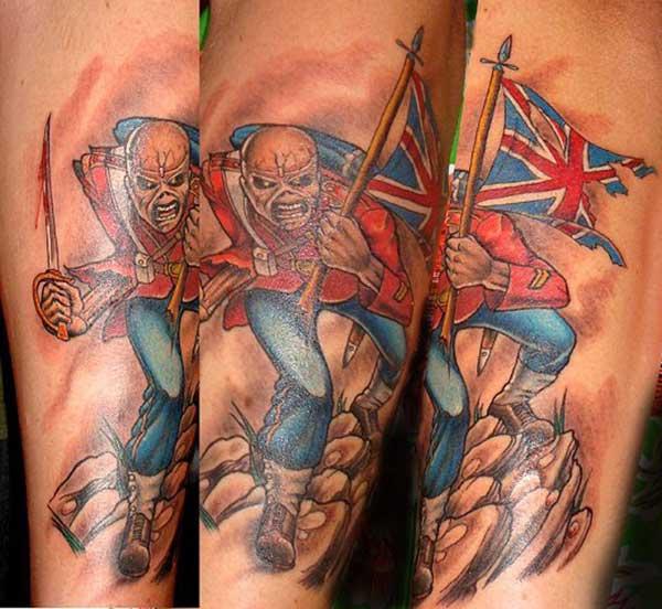 tatuagens do iron