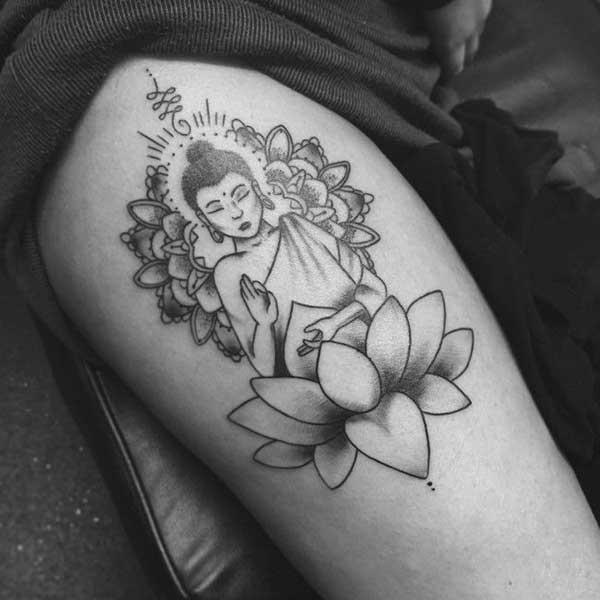 com flor de lotus 1