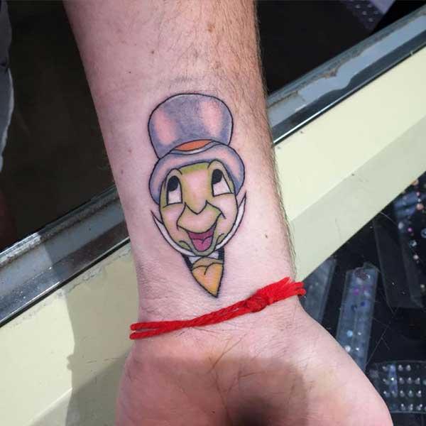 tatuagem no pulso 1