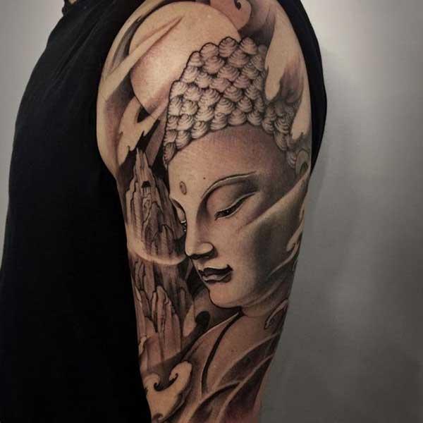 tatuagens do buda