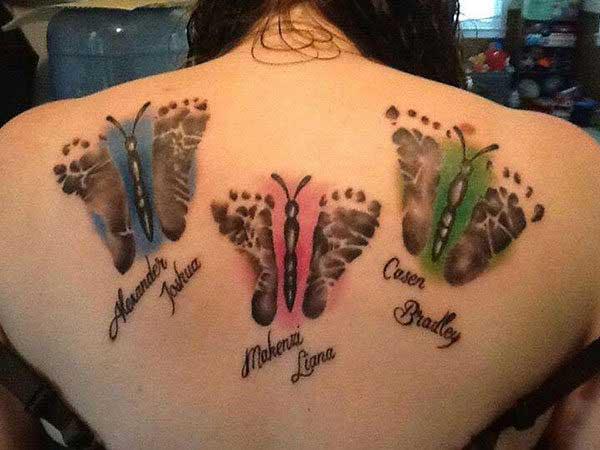 83 Tatuagens Emocionantes De Homenagem Ao Filho Ou A Filha