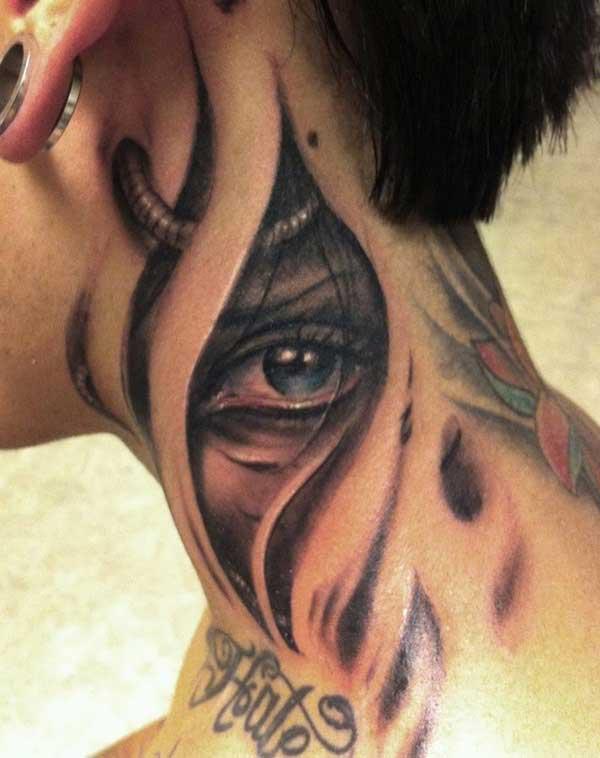 tatuagens no pesco%C3%A7o 2