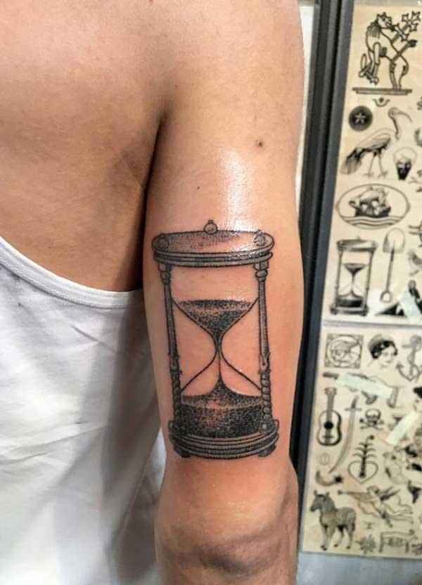 representa o tempo