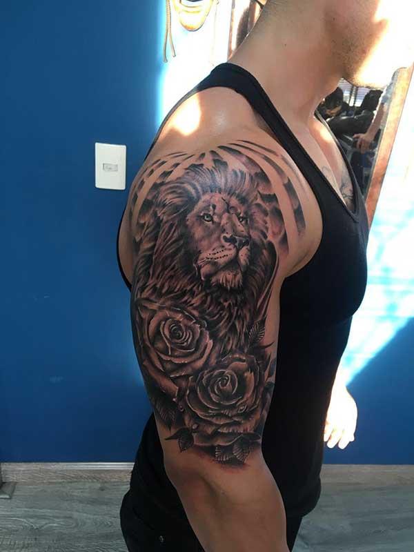 tatuagens de le%C3%A3o