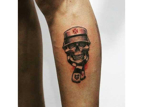 tattoo do vasco da gama