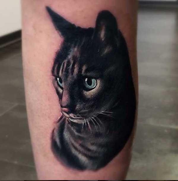tattoos de gatinhos