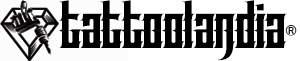 Logo para Blog de Tatuagens Tattoolandia-logo